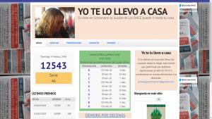 Pantallazo de estrellaperez.com