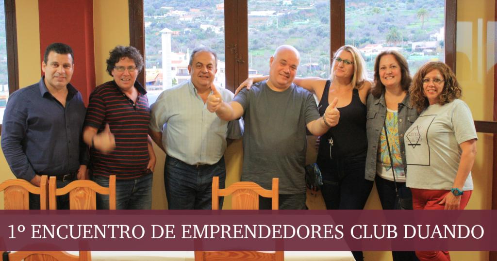 1 Encuentro emprendedores club duando