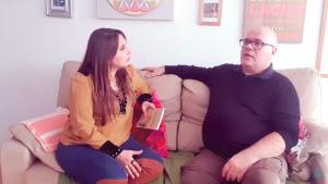 Entrevista de Natalia Salinas