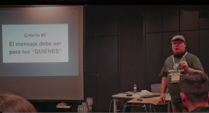 WordCamp Gran Canaria 2018 – Criterios de diseño de una página web para NO diseñadores