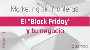 El black friday y tu negocio