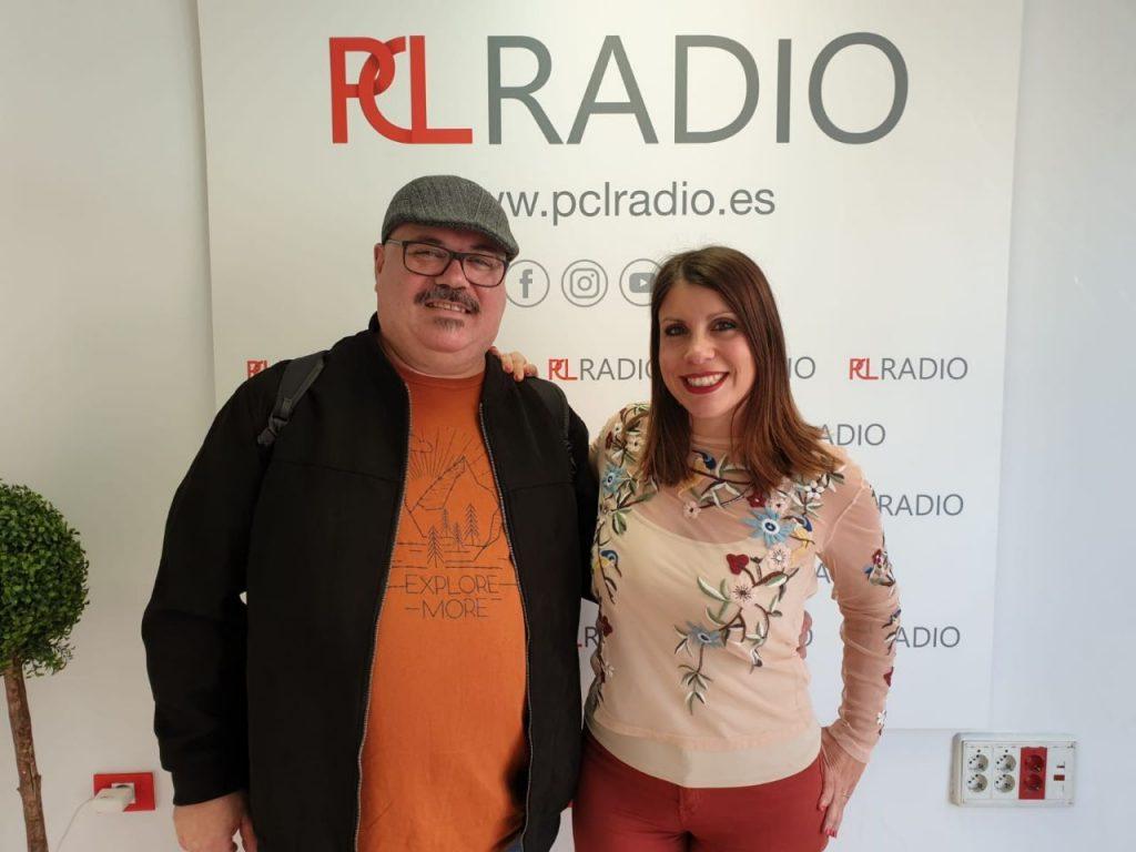 entrevista en PCLRadio