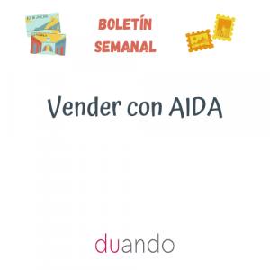 Vender con AIDA